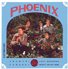 Recenzie album Phoenix 1968 Vremuri, Canarul, Lady Madonna, Friday on my mind