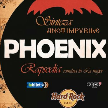 4 ianuarie 2019, formatia Phoenix la Hard Rock Cafe