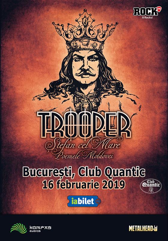 16 februarie 2019, Trooper, Quantic
