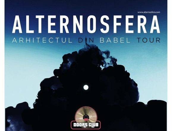 12 Aprilie, Alternosfera - Lansare de Album, Club Doors, Constanta