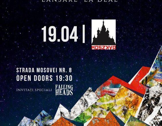 """19 Aprilie, Am Fost La Munte Și Mi-a Plăcut lansare """"La Deal"""" in Oradea"""