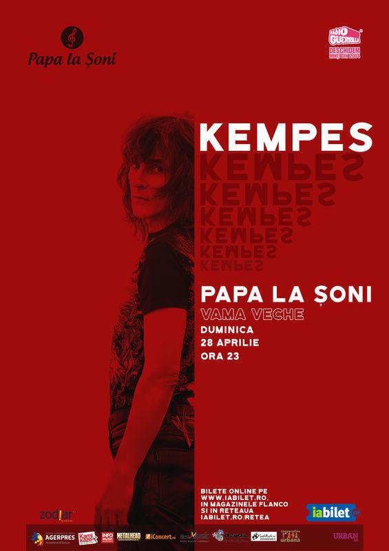 28 Aprilie, Concert Kempes, Papa la Șoni , Vama Veche