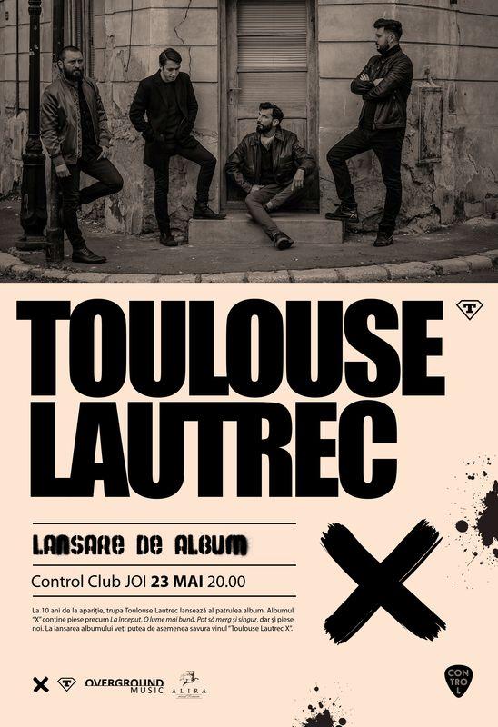 23 mai, Concert Toulouse Lautrec