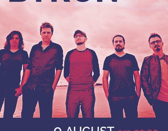 9 august Byron concertează în Vama Veche