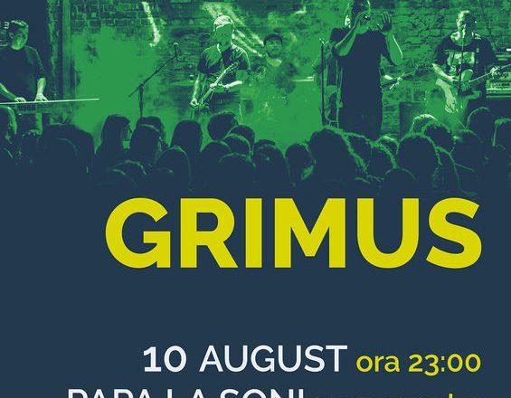 10 august, Vama Veche, Grimus la Papa la Soni