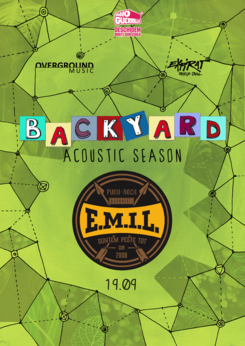 19 Septembrie, E.M.I.L., Expirat / Backyard Acoustic Season 2019