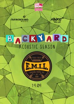 19 Septembrie, E.M.I.L., Expirat / Backyard Acoustic Season 2019