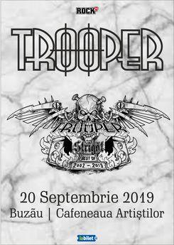 20 Septembrie, Trooper - Strigat (Best of 2002-2019), Buzau