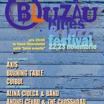 Festivalul de blues&jazz BLUZAU atinge anul acesta borna cu numarul 23