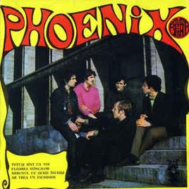 Recenzie album Phoenix 1969 Totusi sint ca voi, Floarea stancilor, Nebunul cu ochii inchisi, As vrea un eschimos