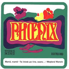 Recenzie album Phoenix 1973 Mama, mama, Te intreb pe tine soare, Mesterul Manole