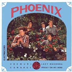 Recenzie album Phoenix 1968 Vremuri, Canarul, Lady Madonna, Friday on my mind