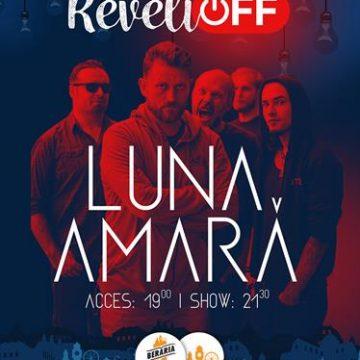 3 ianuarie 2019, trupa Luna Amara la Beraria H