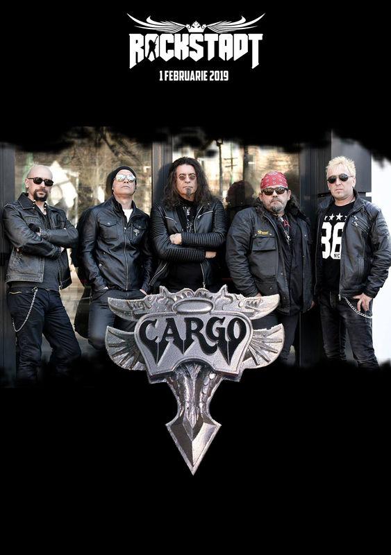 Cargo vor fi prezenti la Brasov, in Rockstadt pe 1 februarie