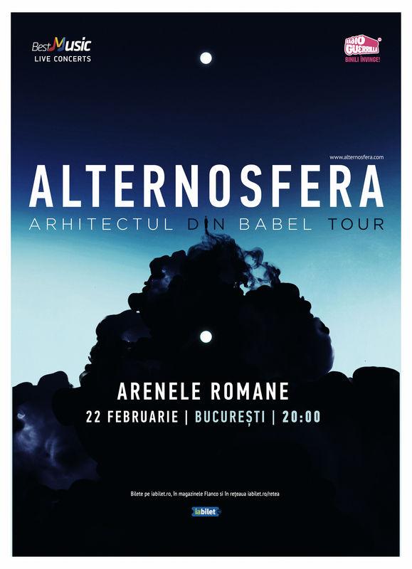 22 si 23 februarie, Alternosfera, Arenele Romane