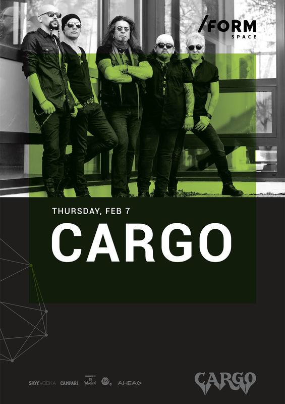 7 februarie 2019, Cargo, Cluj-Napoca, in clubul /FORME SPACE