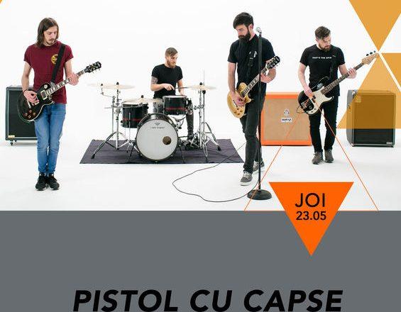 23 mai, Concert Pistol Cu Capse
